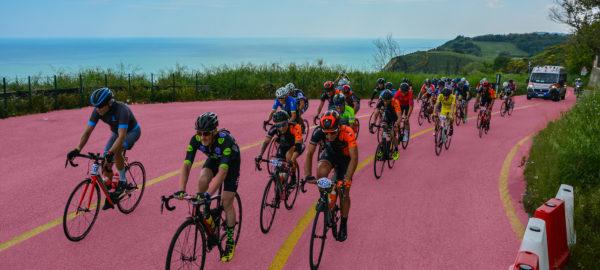 Giro d'Italia tra Marche e Romagna