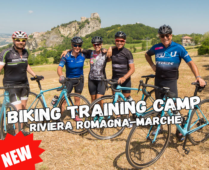 Nuovo Training Camp per ciclisti